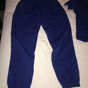 Scrubstar Other - Royal blue scrubstar set, med jogger bottoms
